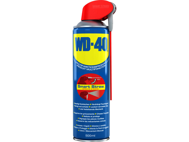 WD-40 Smart Straw Multifunctioneel Smeermiddel 500ml